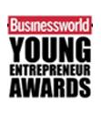 Business world young entrepreneur award